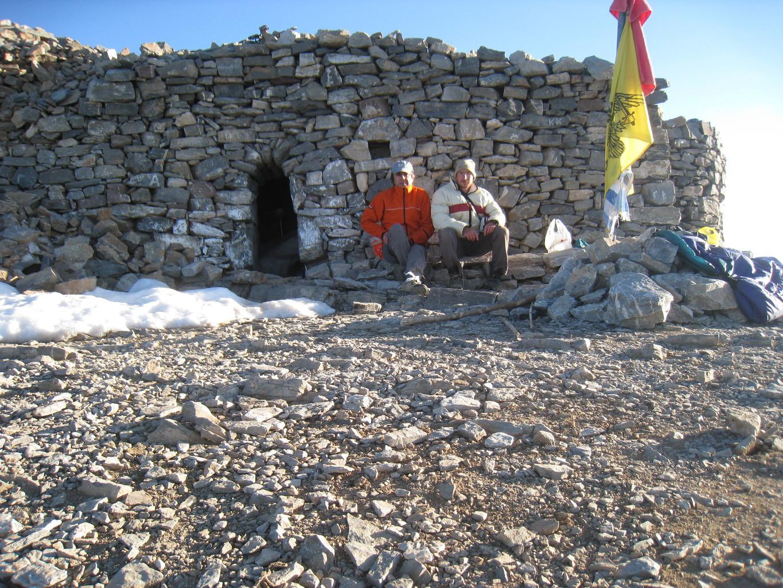Rencontre au sommet en crete
