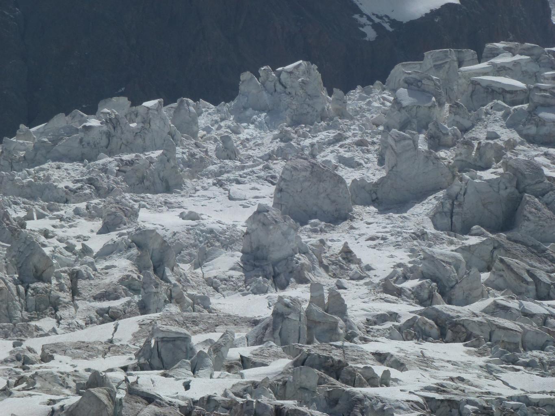 Edifices de glace