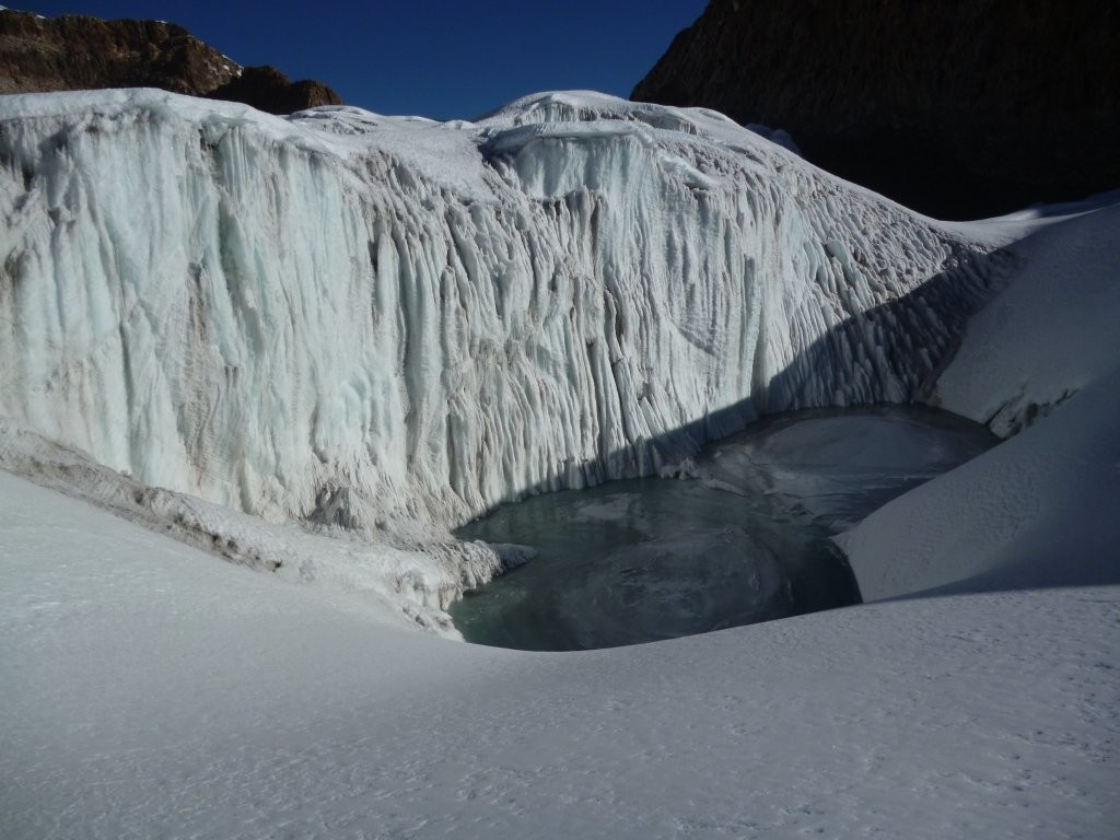 J3 - Paysage glaciaire à 5400m