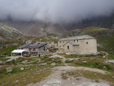Rifugio et santuario di Cunéy