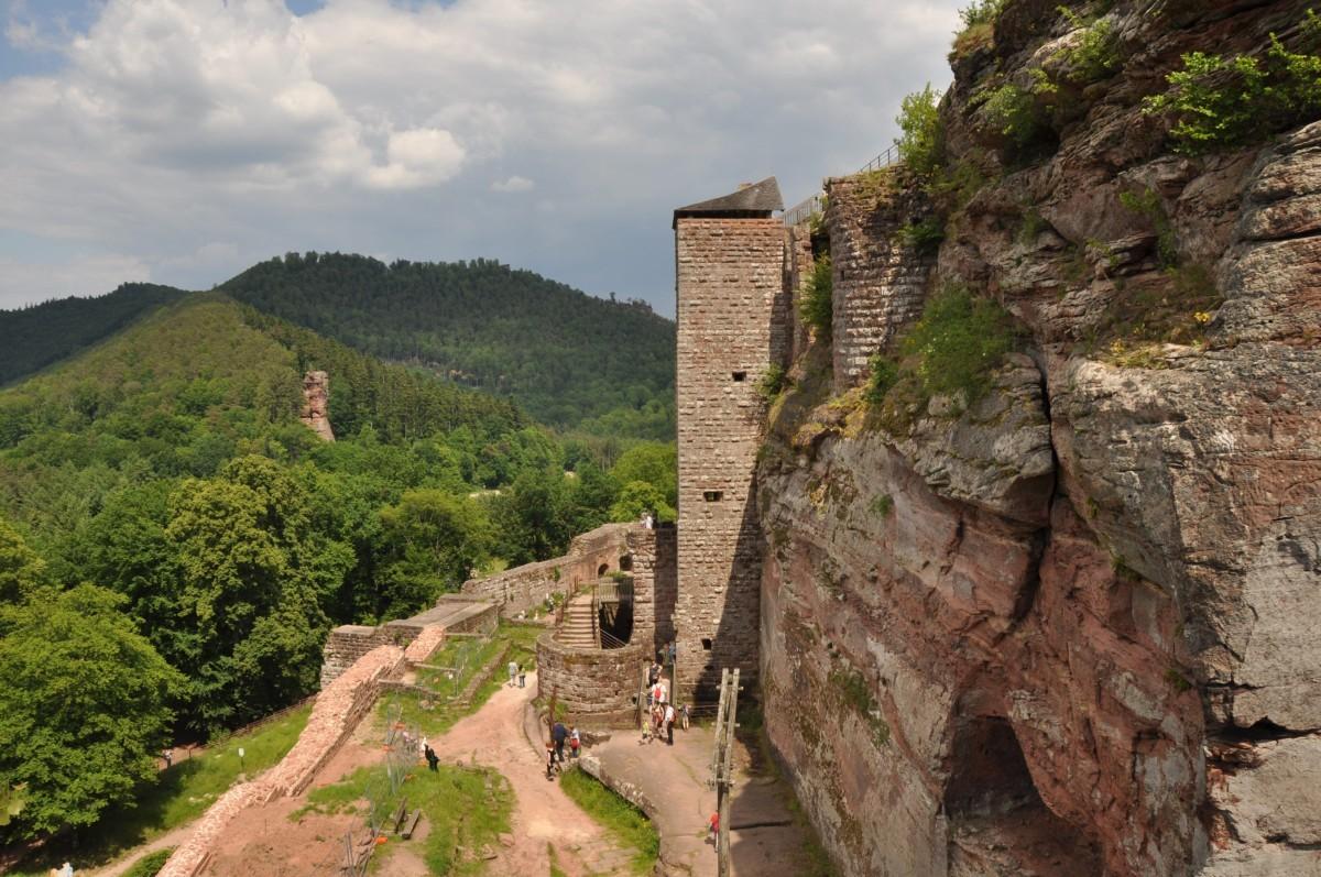 Chateau de Fleckenstein