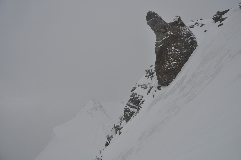 Fletschhorn : sommet 3982