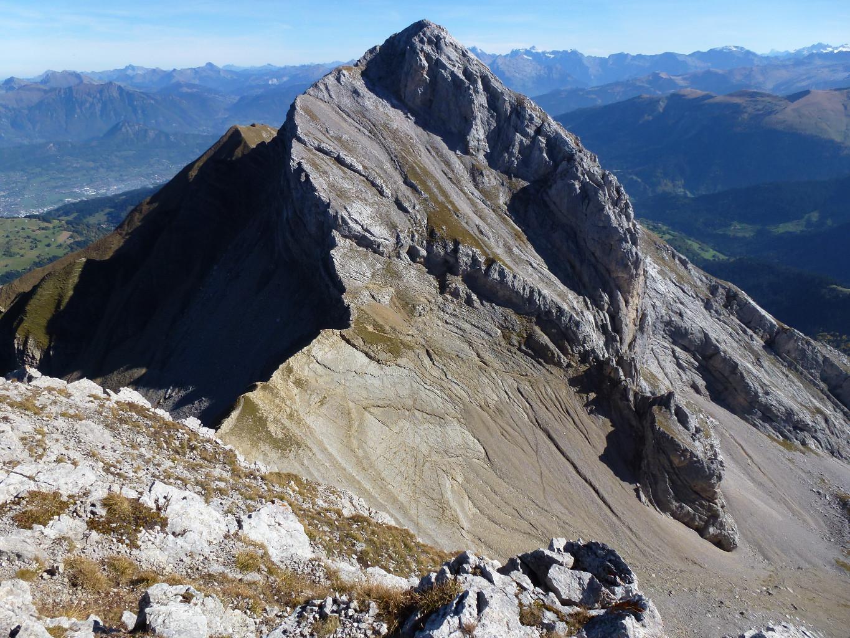 Col du Rasoir et Pointe Blanche