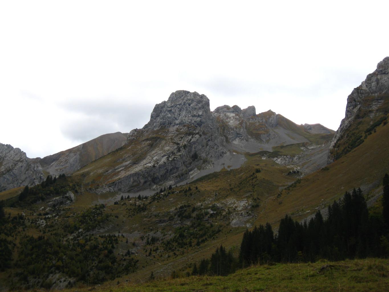 le rocher de la Salla