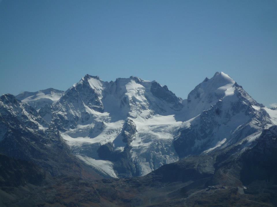 Bernina-Scerscen-Roseg