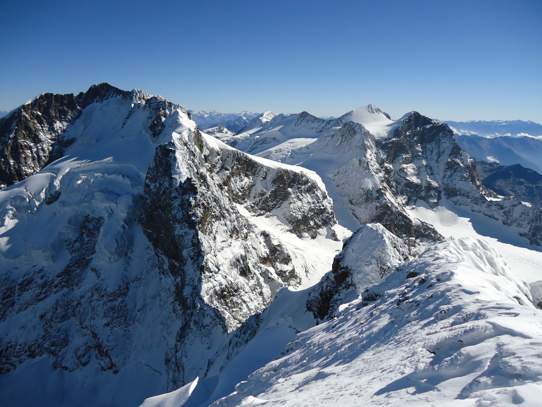 Panorama dalla vetta