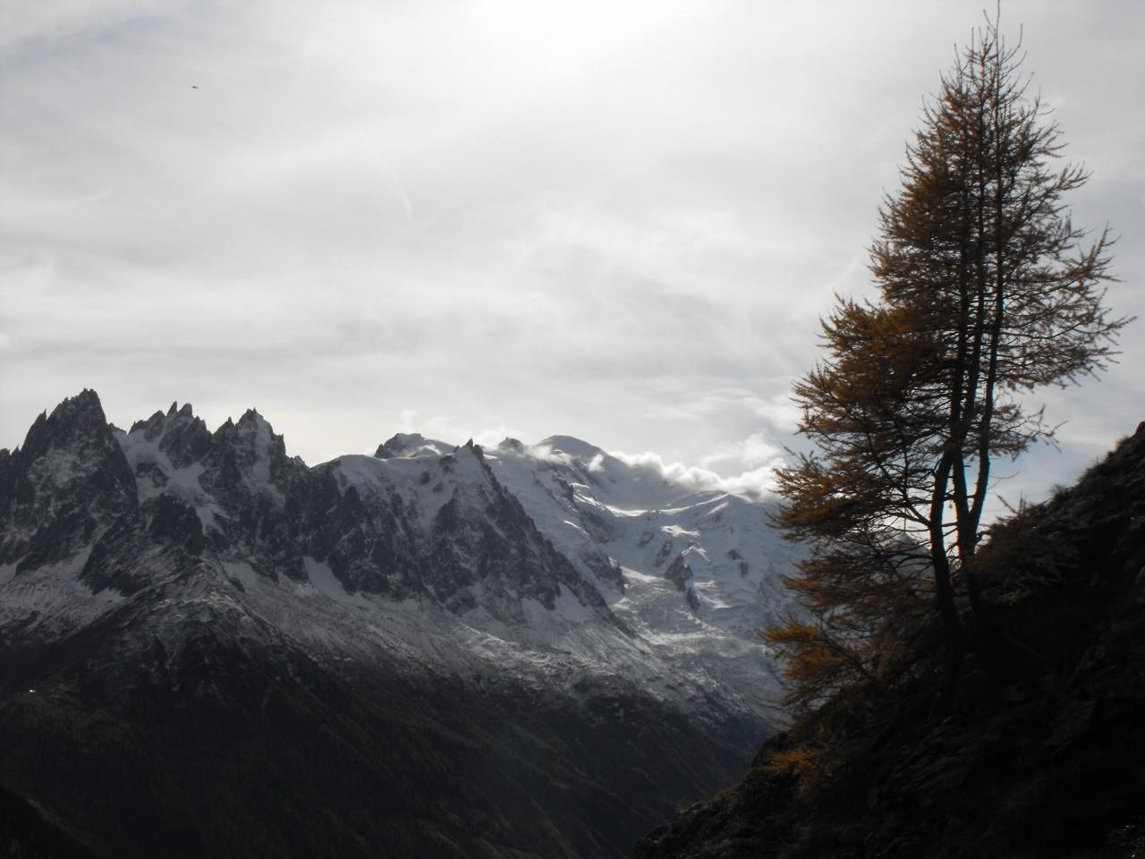Automne au Mont-Blanc