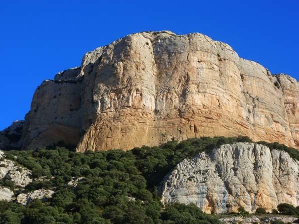 La Roca Alta et le Dièdre Farreny