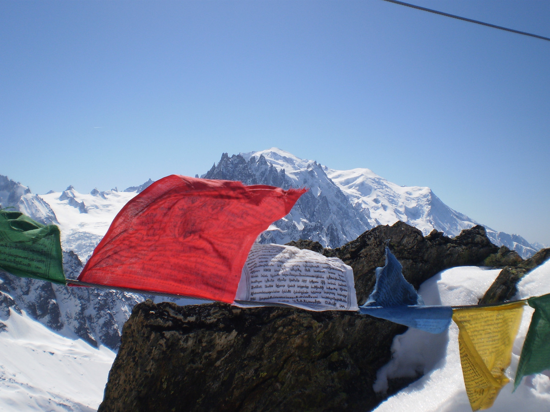 A l'assaut du Mont Blanc