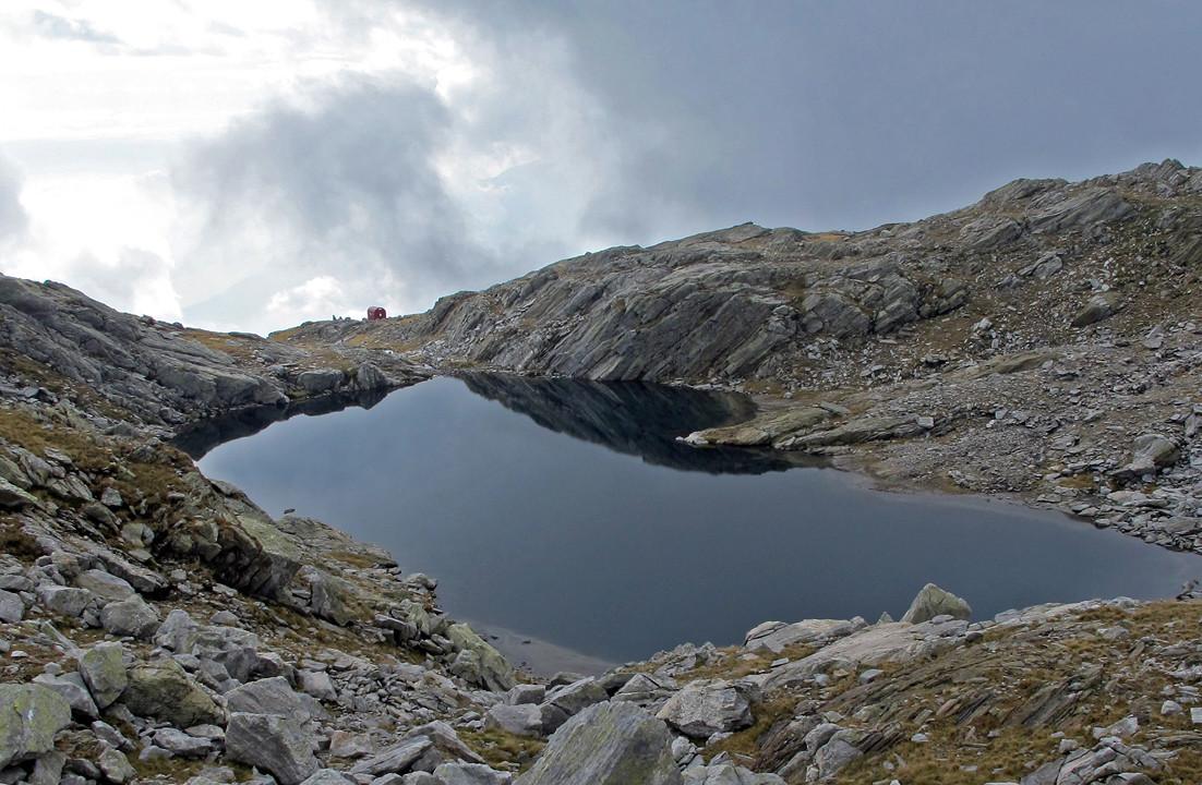 il Lago Ledù...
