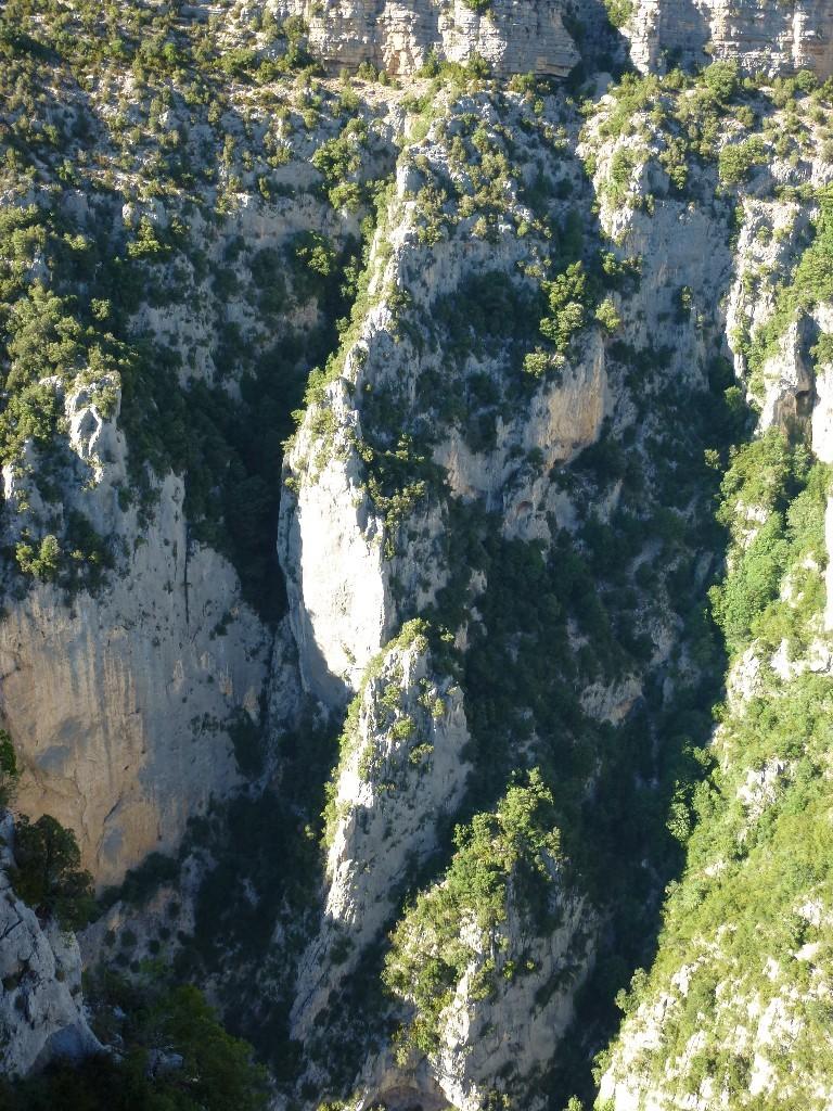 Arête de l'Herbetto (vue du sentier de l'Imbut)