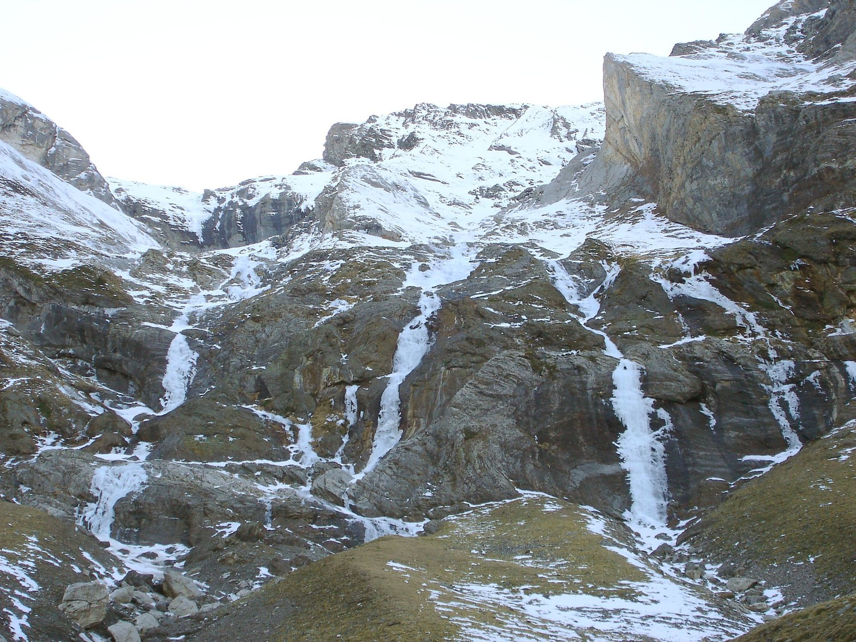 Les cascades du Mounhéran