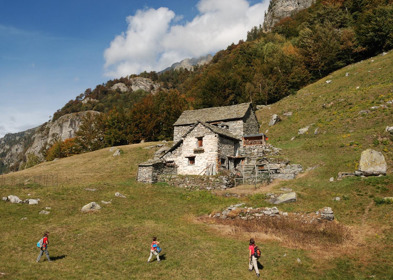 Monte di Dentro...le 1er aura double ration de picnic !