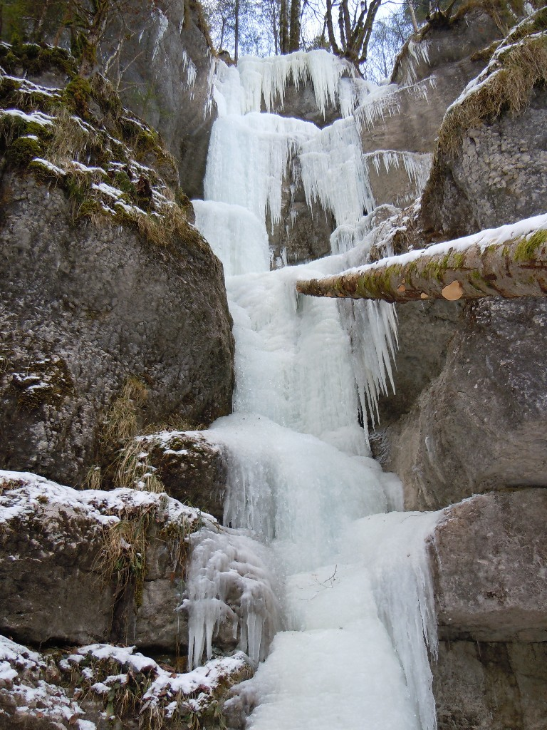 Etat de la cascade