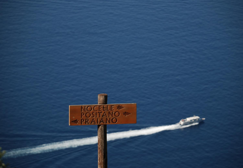 La plage est juste 1280 marches plus bas...