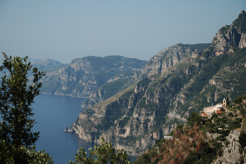 Sentier des Dieux (Cote Amalfitaine) : Eglise de Nocella