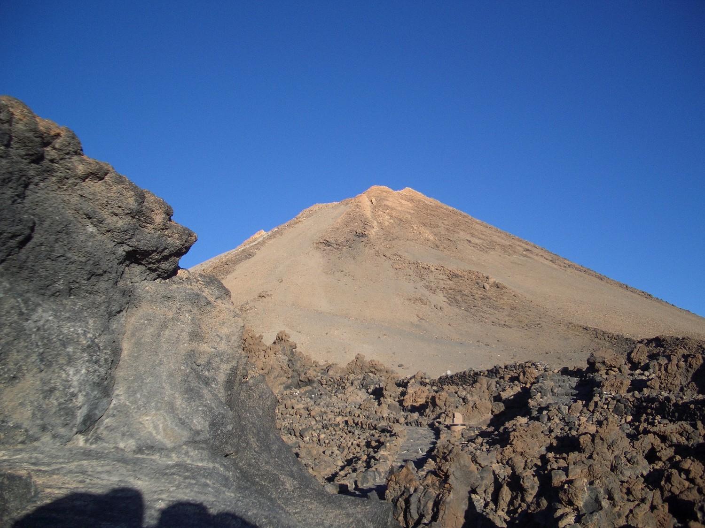 Le Teide (3718m)