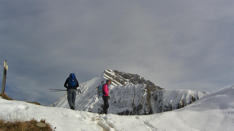Aig Verte Chinaillon - Col de la Forclaz/Jalouvre