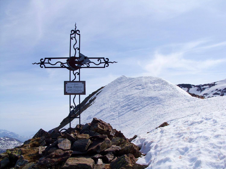 La croix du Sergent Pinelli