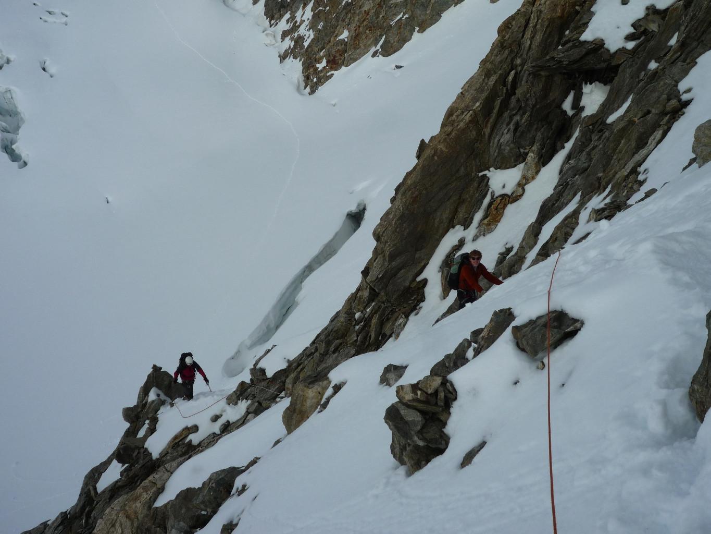 passage du Petit Mont Blanc