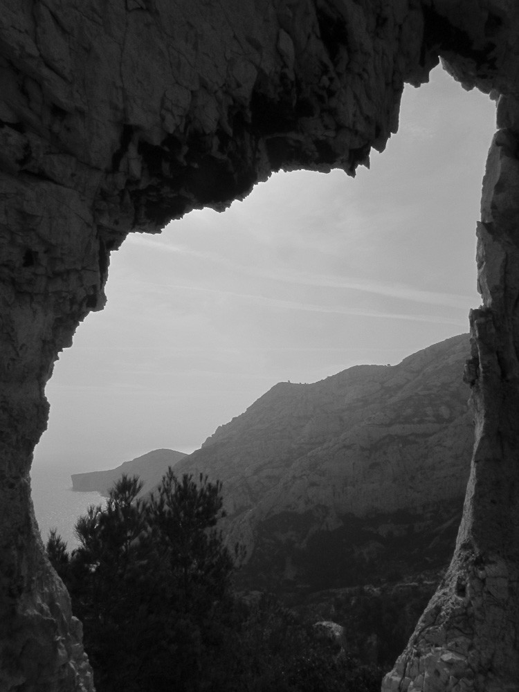 L'arche de la roche percée