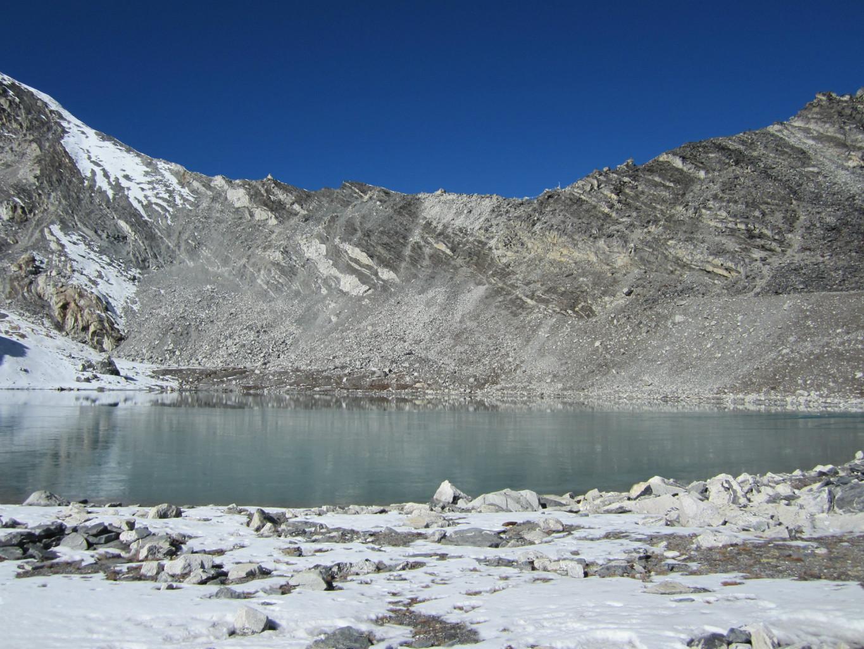Kongma La versant Chhukung
