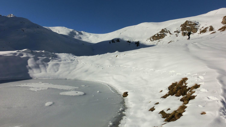 Portetta- Lac Blanc ; c'est vrai !
