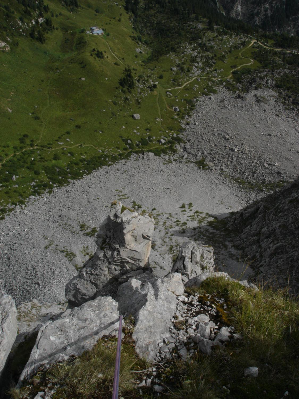 Vue de R3 : la 1ère tour