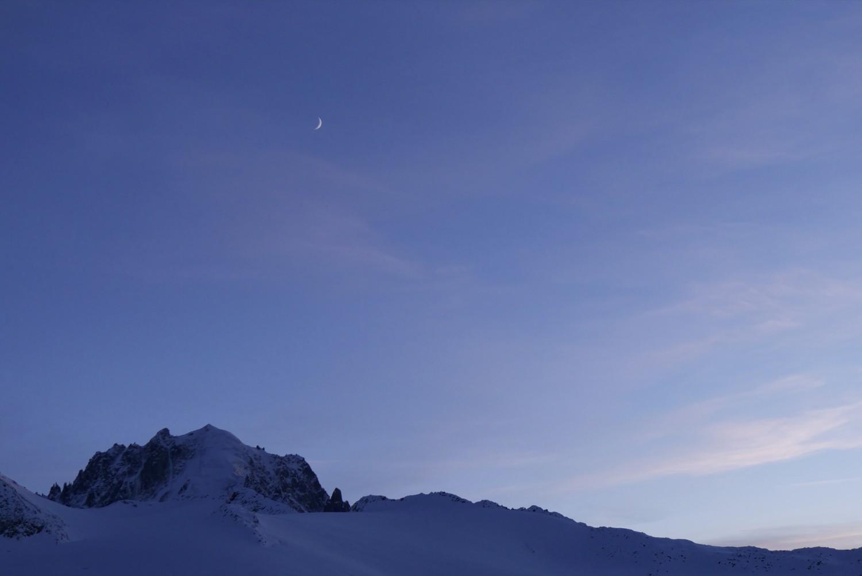 Un petit bout de la Verte et de la Lune