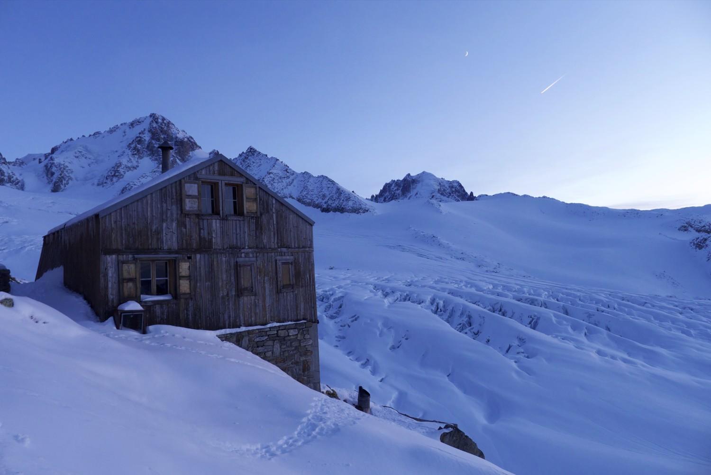 Refuge d'hiver d'Albert 1er