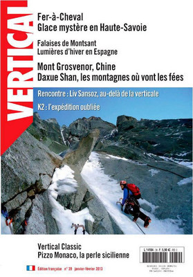 Couverture Vertical #30