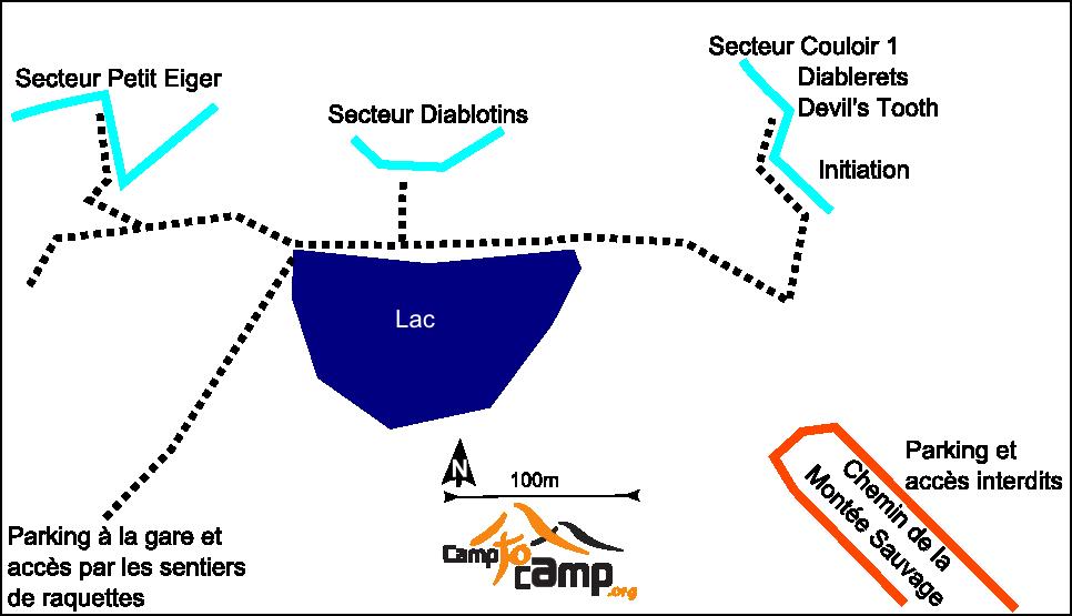Shawbridge - Schéma général