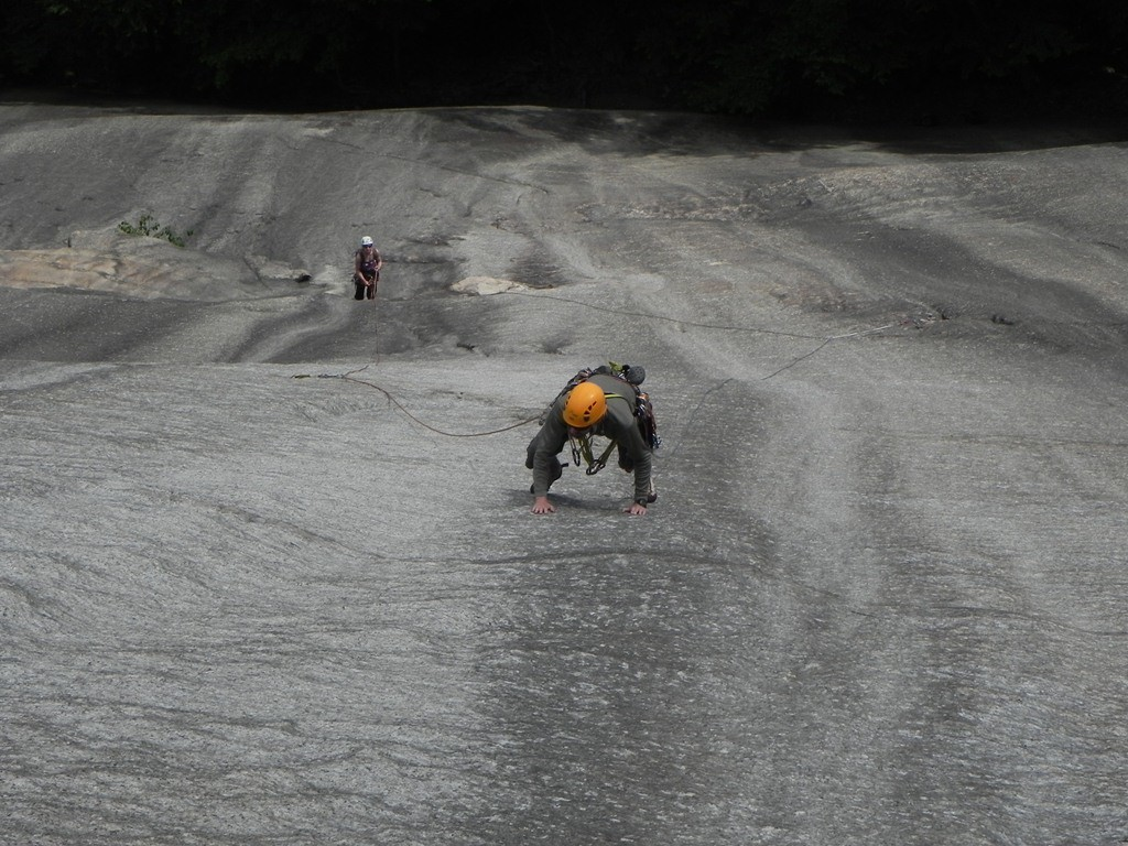 Whitehorse Ledge - Sliding Board L2