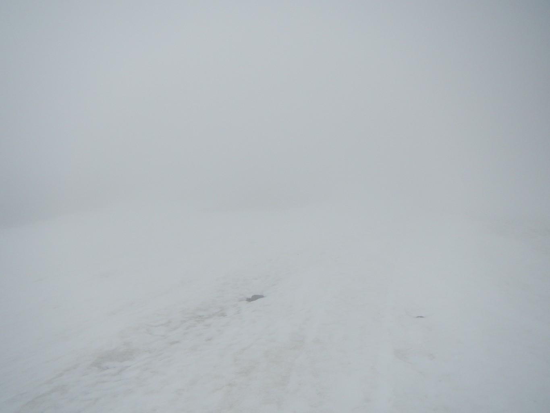 Brouillard de plus en plus dense !