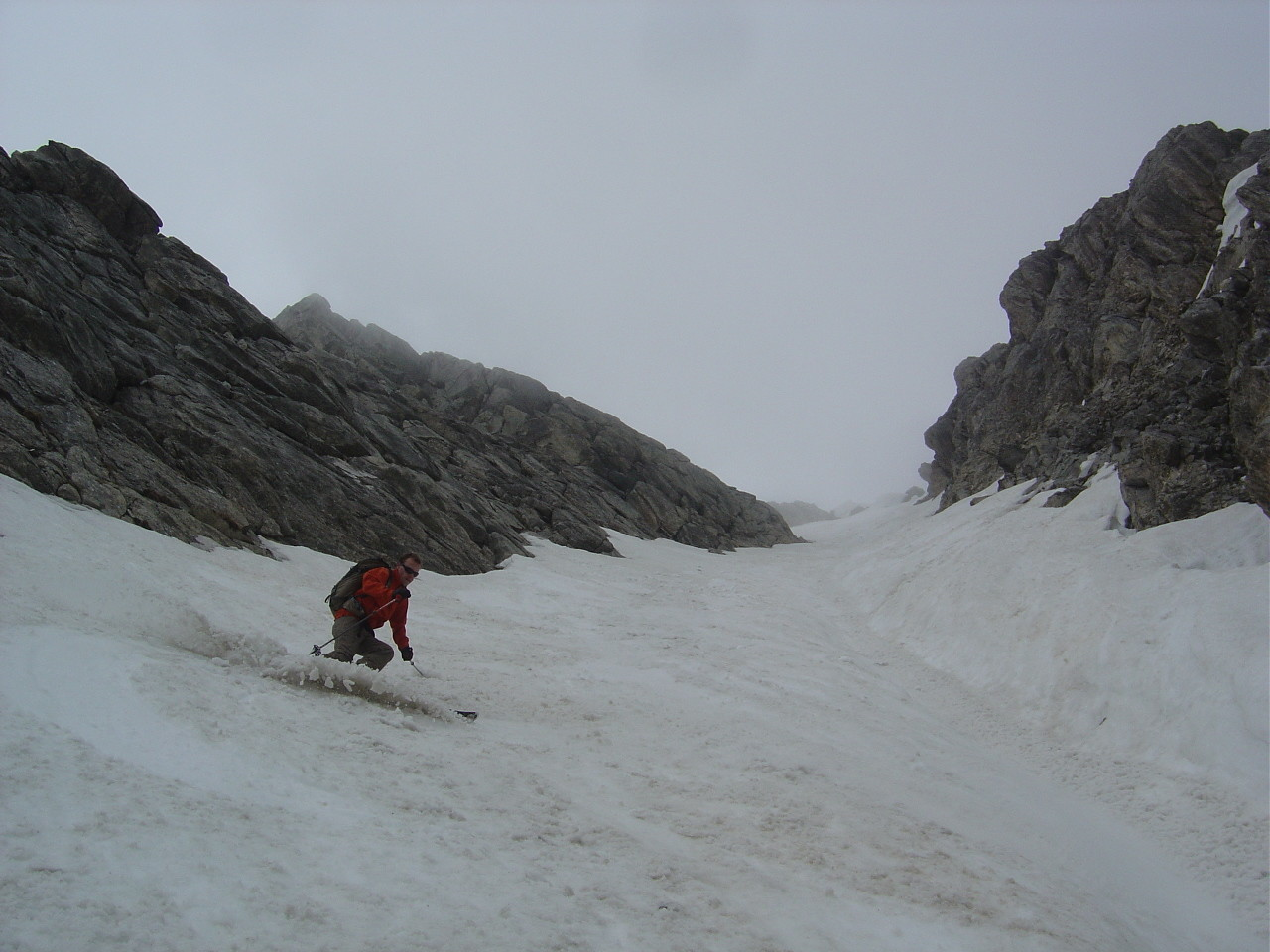 Très bon ski en bordure