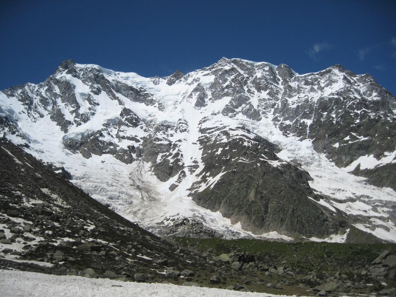Monte Rosa parete est