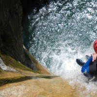 Canyoning, Maglia