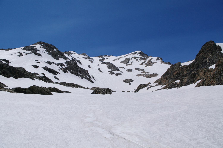 Vallon du glacier de Côte Blanc