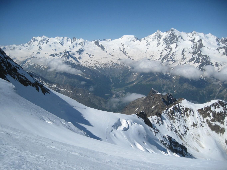 Monte Rosa e Mischabel