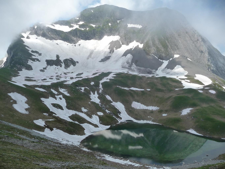 Charvin et neige