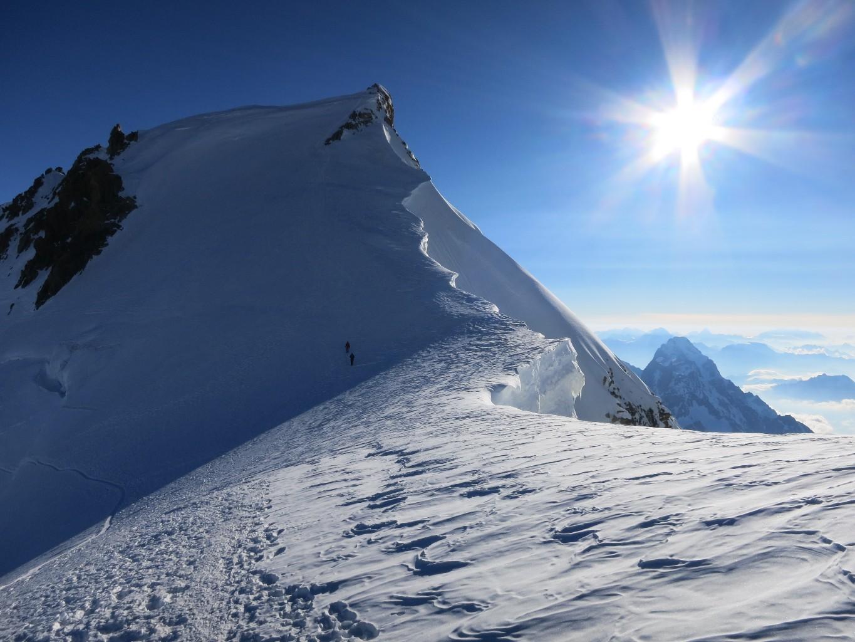 Cresta S del Mont Maudit