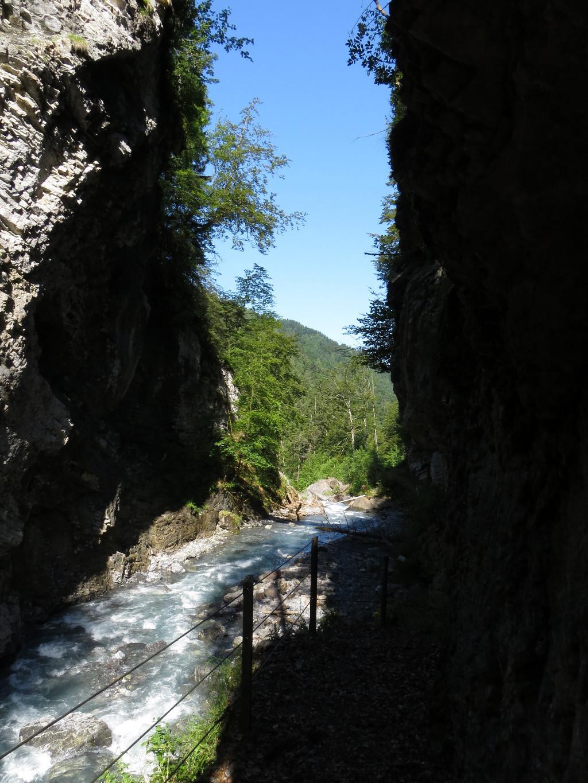 Gorges de l'Avancon