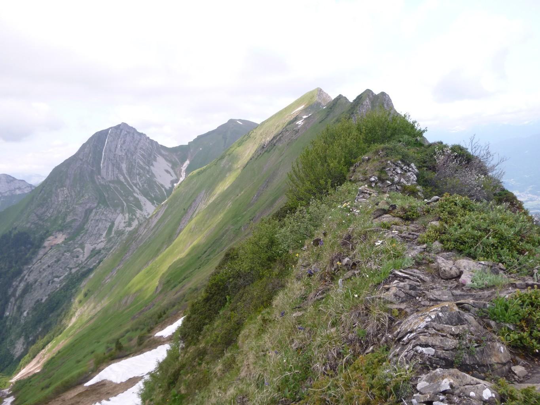 Arête Arces-Armenaz