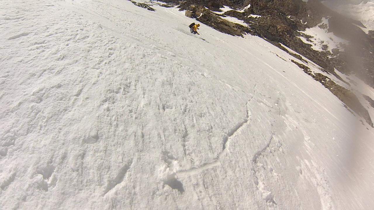 good snow...good skiing...