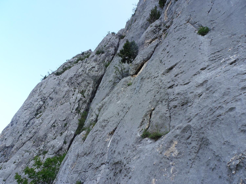 Beau rocher de L2