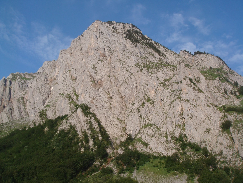 Billare vue du plateau Sanchese