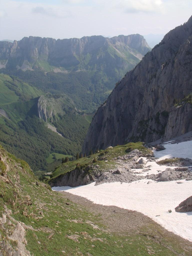 Pentes Nord