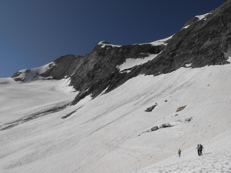 Il ghiacciaio del Basodino