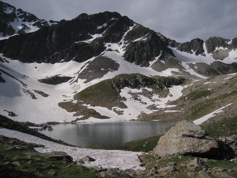 Combe gde Valloire - lac Blanc
