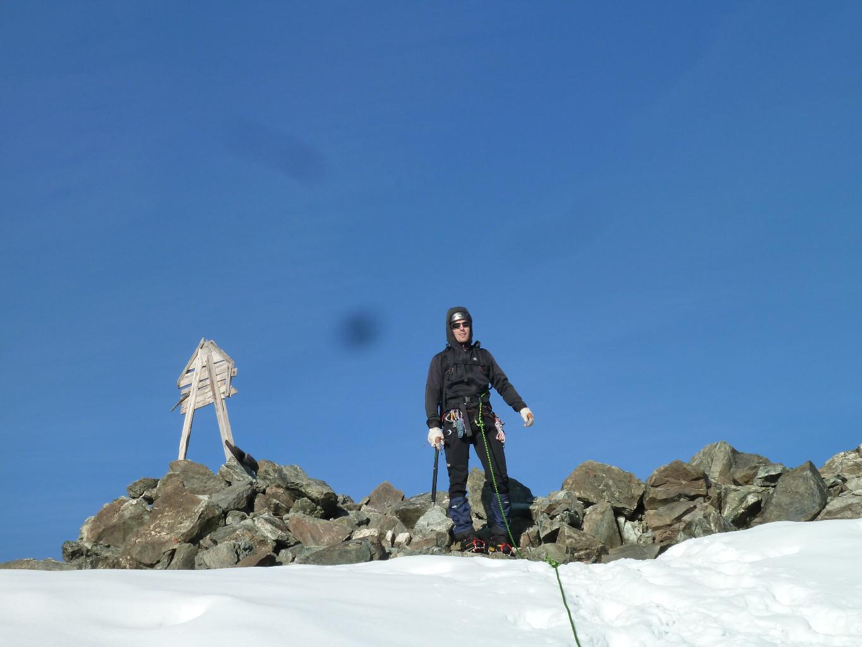 Summit of les Rouies